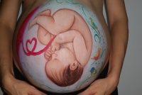 Šta bebe rade u stomaku?