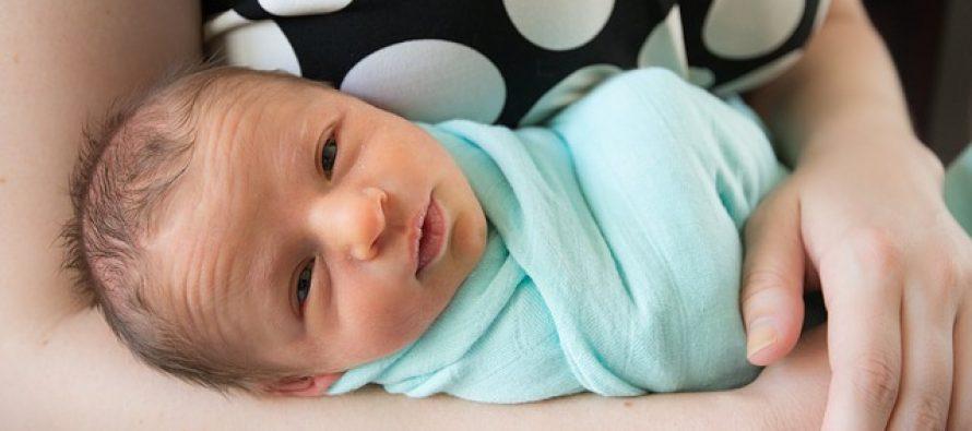 Beba u drugoj nedelji
