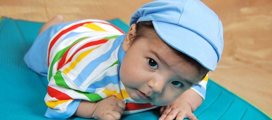 Puzanje kod beba uklanja rizik od astme