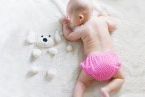 Da li bebu treba kupati svaki dan?