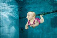 Benefiti plivanja kod beba