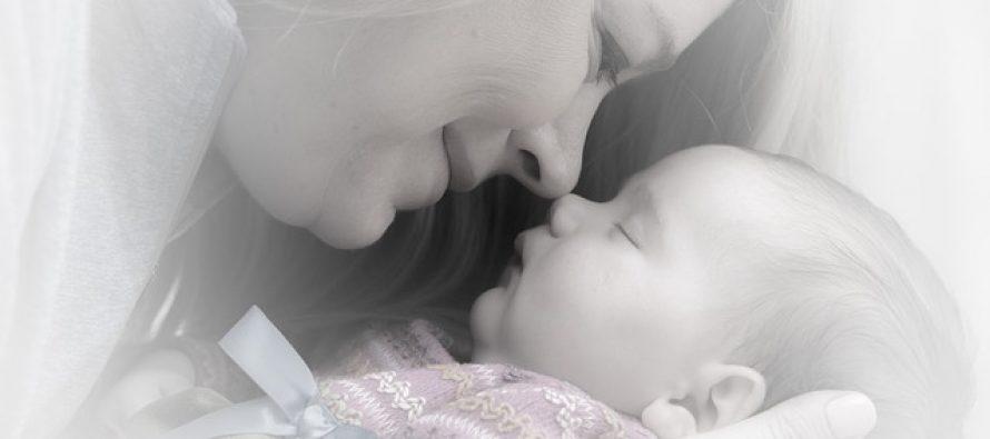 Majčin poljubac je najbolji lek!