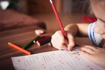 Današnja deca imaju poteškoće pri učenju držanja olovke