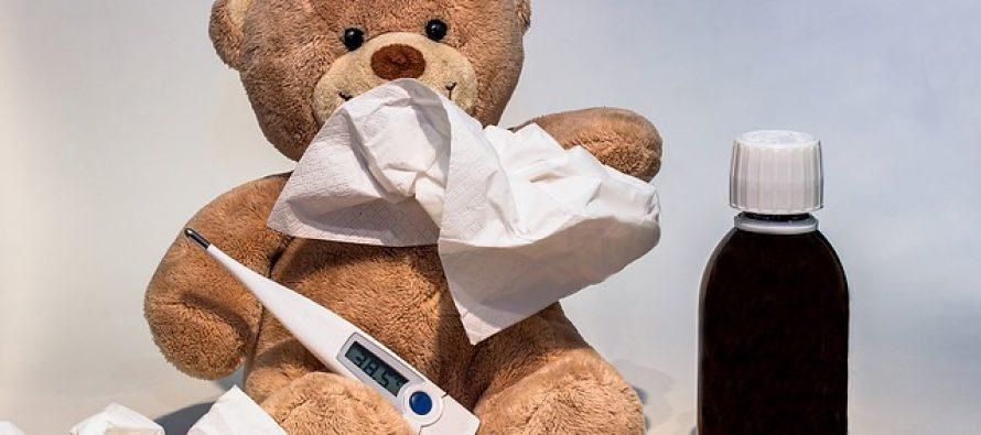 Šta ne smete da radite kada dete ima povišenu temperaturu!