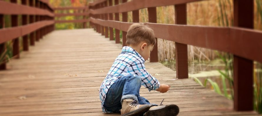 Kako sačuvati dete od pada?