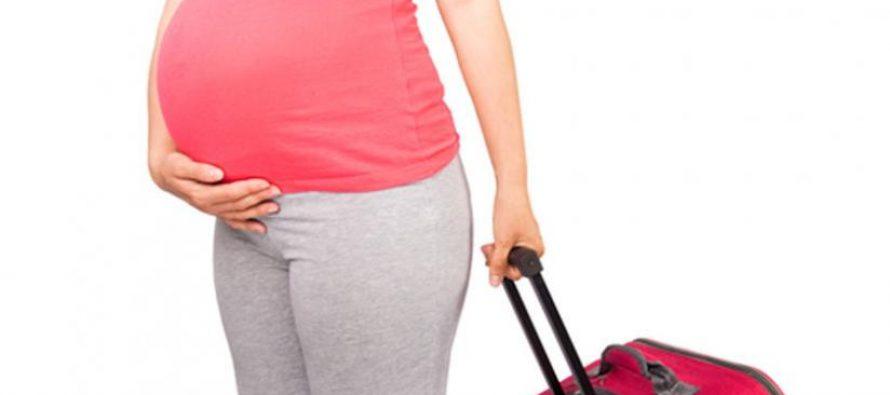 Mogu li trudnice da putuju?