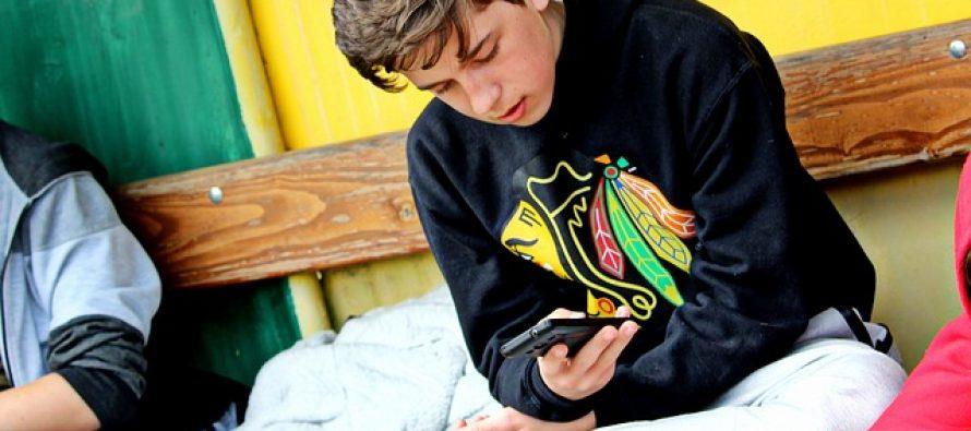 Kada dete treba da dobije mobilni telefon?