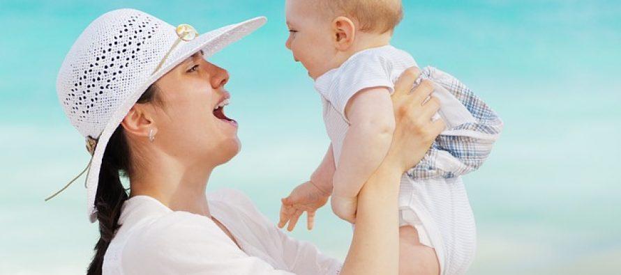 Bebe i zaštita od sunca