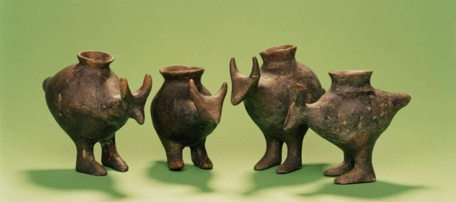 Ovako su izgledale praistorijske flašice za bebe