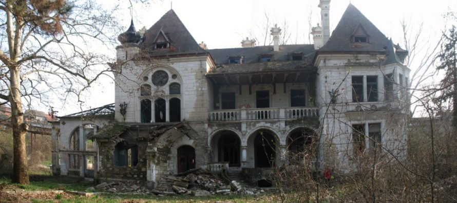 Špicerov dvorac u Beočinu