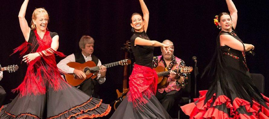 Španski ples – Flamenko!