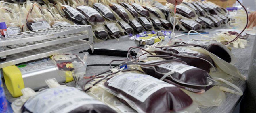 Budi heroj, budi davalac krvi!